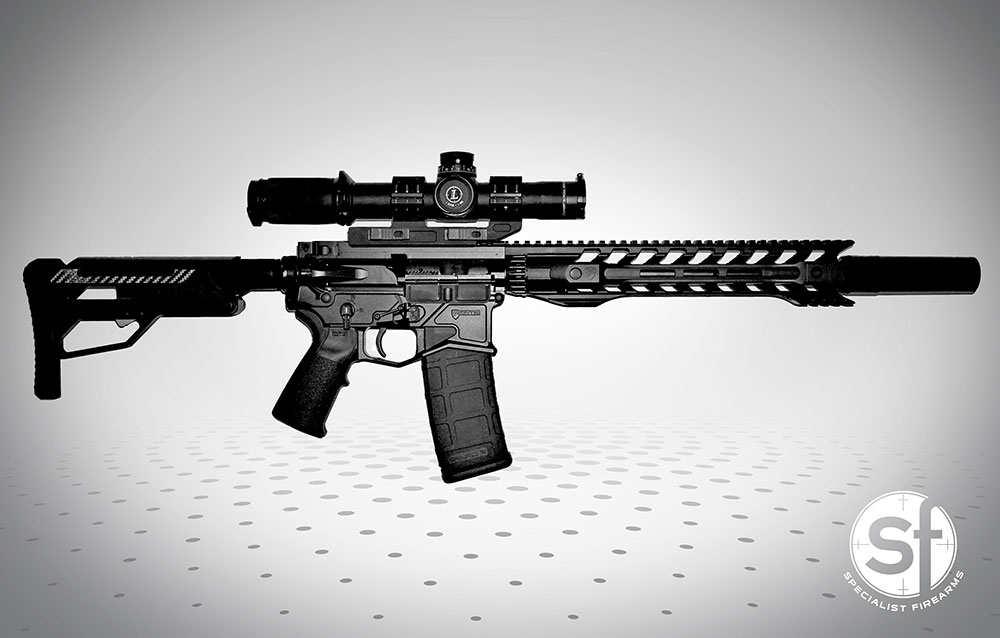 FORTIS AR15 SBF